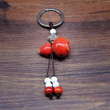 【茗芝】葫芦钥匙扣GJ006